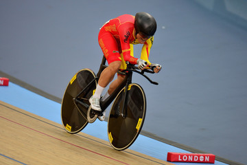 Xiao Ling Luo UCI Track Cycling World Championships - Day Five