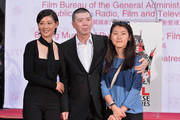Feng Xiaogang Xu Fan Photos Photo