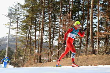 Xin Li Cross-Country Skiing - Winter Olympics Day 16