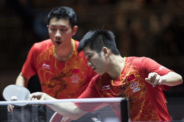 Xin Xu Table Tennis World Championship - Day 6