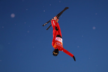 Xin Zhang Around the Games: Day 1 - Winter Olympic Games