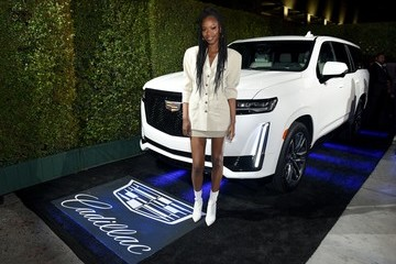 Xosha Roquemore 13th Annual Women In Film Female Oscar Nominees Party presented by Max Mara, Stella Artois, Cadillac, and Tequila Don Julio, with additional support from Vero Water - Red Carpet