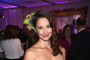 Ashley Judd attends the Yahoo News/ABC News White House Correspondents' dinner reception pre-party at the Washington Hilton on Saturday, April 25, 2015 in Washington, DC.
