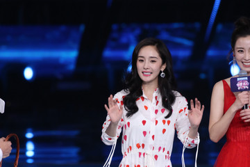 Yang Mi New Year Galas For 2018 In China