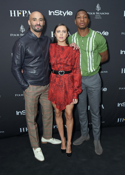 The Hollywood Foreign Press Association And InStyle Party At 2018 Toronto International Film Festival - Arrivals