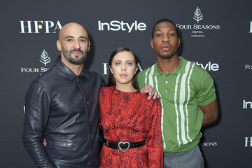 Yann Demange The Hollywood Foreign Press Association And InStyle Party At 2018 Toronto International Film Festival - Arrivals
