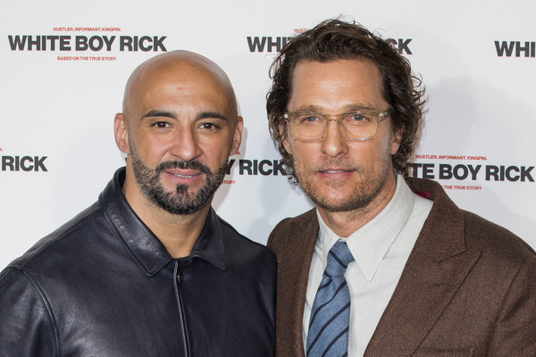 """""""White Boy Rick"""" Special Screening - Arrivals"""