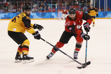 Yannic Seidenberg Ice Hockey - Winter Olympics Day 14