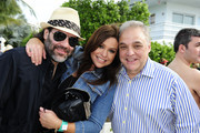John Cusimano;Rachael Ray and SOBEWFF Founder/Director Lee Brian Schrager attend Yappie Hour presented by BarkBox hosted by Rachael Ray during the 2015 Food Network & Cooking Channel South Beach Wine & Food Festival presented by FOOD & WINE at The Standard Spa on February 21, 2015 in Miami Beach, Florida.