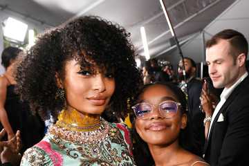 Yara Shahidi BET Presents The 51st NAACP Image Awards - Red Carpet
