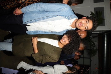 Yara Shahidi CAA NAACP Image Awards After Party
