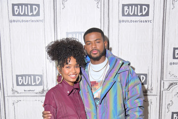 Yara Shahidi Celebrities Visit Build - January 14, 2020