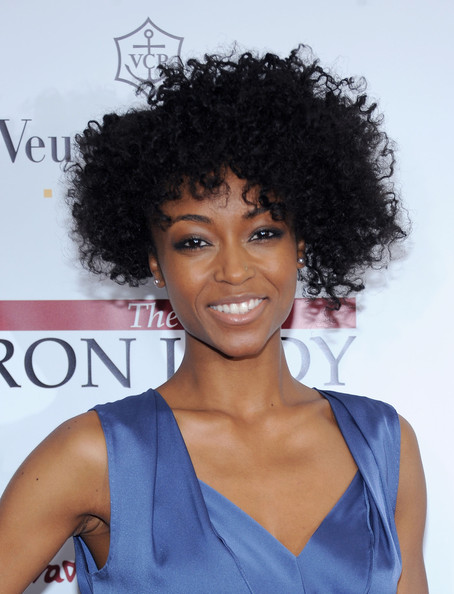 Yaya Dacosta - New Photos