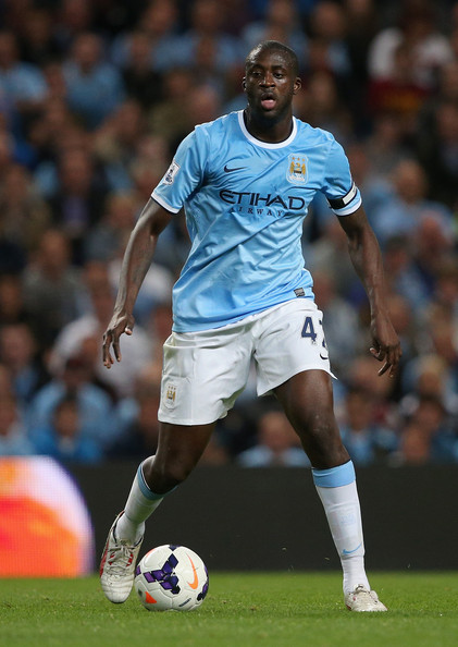 Yaya Toure Pictures - ...