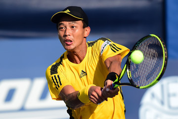 Yen-Hsun Lu Winston-Salem Open - Day 4