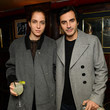 Yigal Azrouel IMG New York Fashion Week Dinner Party
