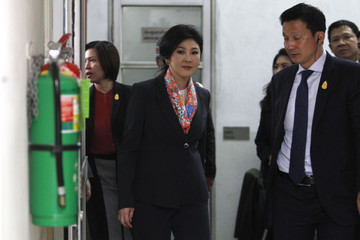 Yingluck Shinawatra Court Orders Yingluck Shinawatra to Step Down