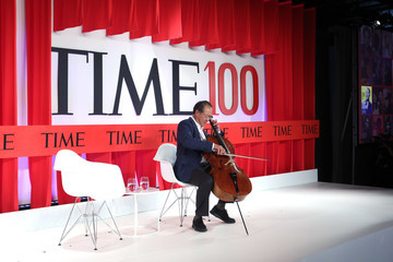 Yo-Yo Ma TIME 100 Summit 2019