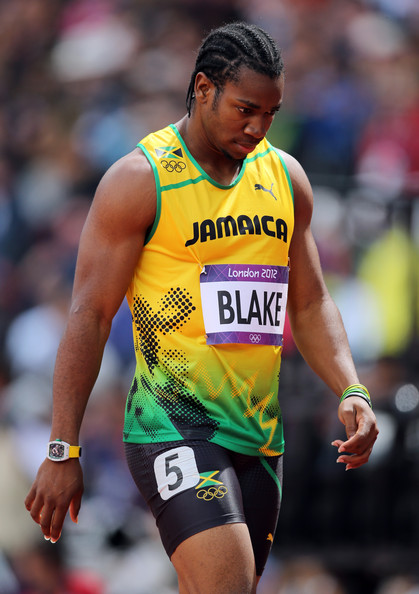Yohan Blake - Yohan Blake Photos - Olympics Day 8 - Athletics - Zimbio