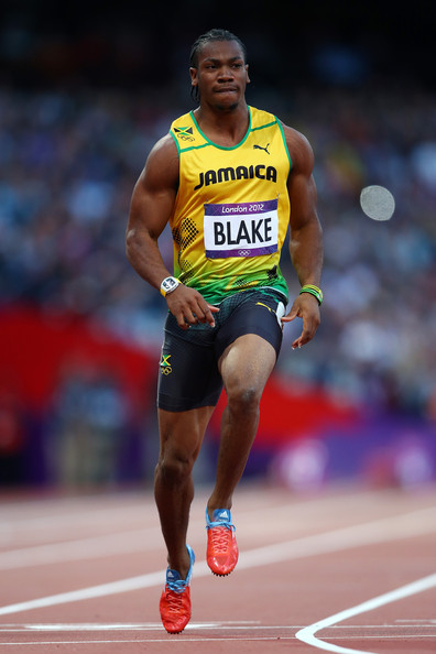 Yohan Blake Photos Photos - Olympics Day 9 - Athletics ...