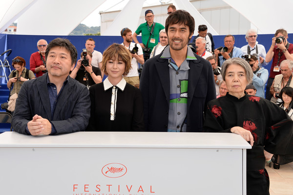 'After The Storm' Photocall - The 69th Annual Cannes Film Festival