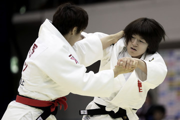 Yoko Ono All Japan Judo Championships by Weight Category -Day 1