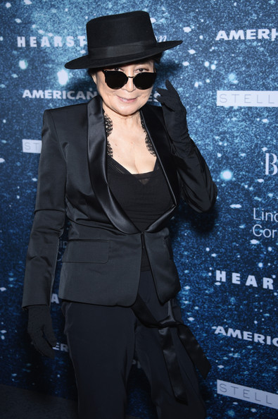 Yoko Ono - Women's Leadership Award Honoring Stella McCartney