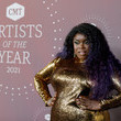 Yola 2021 CMT Artist of the Year - Red Carpet