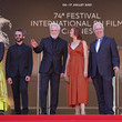 """Yoni Goodman """"Where Is Anne Frank"""" Red Carpet - The 74th Annual Cannes Film Festival"""