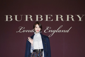 Yoo Na BURBERRY Celebrates 'The Tale of Thomas Burberry' In Seoul