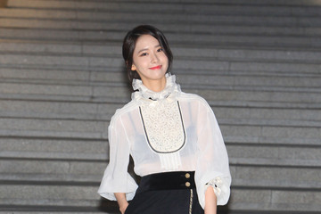 Yoo Na Chanel 2015/16 Cruise Collection - Photocall