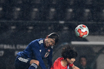 Yoo Young A Japan v South Korea - EAFF E-1 Women's Football Championship