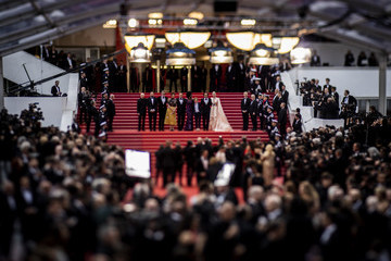 Yorgos Lanthimos Colour Alternative View - The 72nd Annual Cannes Film Festival