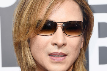 Yoshiki 75th Annual Golden Globe Awards - Arrivals