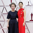 Youn Yuh-jung 93rd Annual Academy Awards - Arrivals