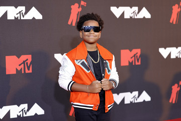 Young Dylan 2021 MTV Video Music Awards - Arrivals