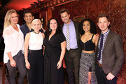 Andrew Rannells Sarah Arison Photos Photo