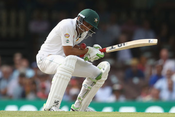 Younis Khan Australia v Pakistan - 3rd Test: Day 2