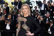 Anja Rubik in Versace - Every Gorgeous Gown from the 2015 Cannes Film Festival