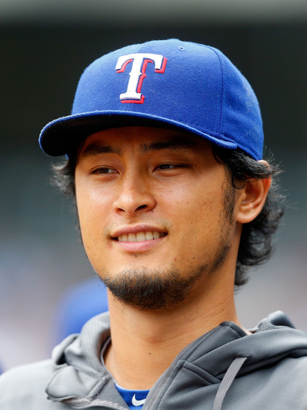 how tall is yu darvish