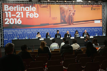 Yukie Kito 'While the Women Are Sleeping' Press Conference - 66th Berlinale International Film Festival