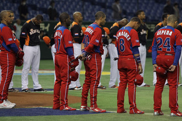 Yulieski Gourriel World Baseball Classic: Cuba v Netherlands