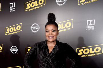 Yvette Nicole Brown Stars And Filmmakers Attend The World Premiere Of 'Solo: A Star Wars Story' In Hollywood