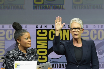Yvette Nicole Brown Comic-Con International 2018 - Universal Pictures' 'Glass' And 'Halloween' Panels