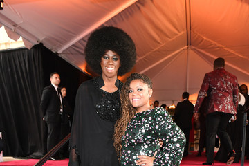 Yvette Nicole Brown BET Presents The 51st NAACP Image Awards - Red Carpet