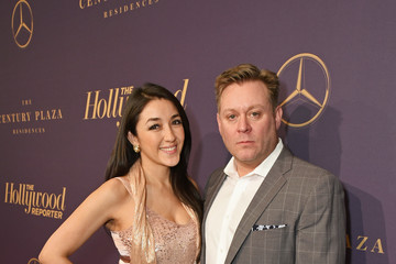 Yvette Yates Shaun Redick The Hollywood Reporter's 7th Annual Nominees Night - Red Carpet