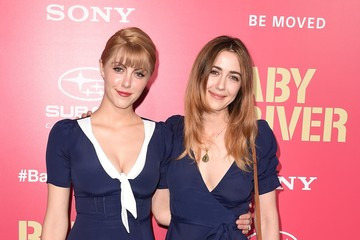 Yvonne Zima Premiere of Sony Pictures' 'Baby Driver' - Arrivals