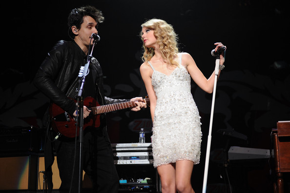Taylor Swift And John Mayer. John Mayer and Taylor Swift