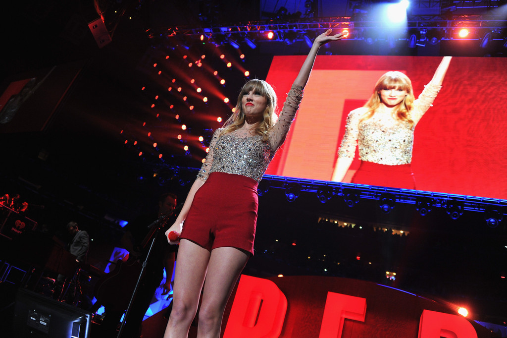 Taylor swift show dates