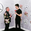 Shawn Mendes and Elvis Duran